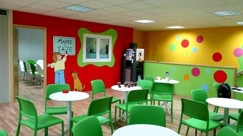 Igraonica-prostor za roditelje-Zabavni park Zvrk