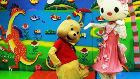 Zvrk-maskote-Hello-Kity-Winnie-Pooh-2